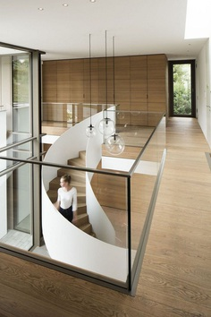 Light-Infused Panoramic Family Home in Esslingen, Germany 11
