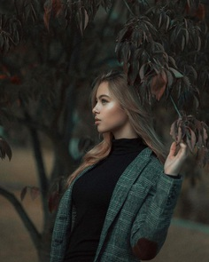 Marvelous Female Portrait Photography by Patrycja Horn
