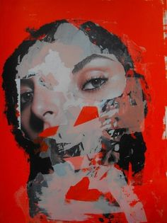 Daniel Lumbini - Pernnial Contender | 5 Pieces Gallery - Contemporary Fine Arts & Photography #artist #collage #art