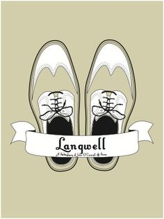 DESIGN- Langwell #logo #design #shoes