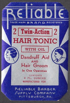 Image result for barber tonic