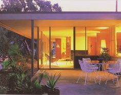 WANKEN - The Blog of Shelby White » The Architecture of Mid-Century Modern