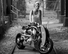 The American Project - Content #white #girl #black #confederate #and #motorcycle