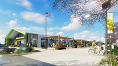 Golden Valley Unified School District - New Liberty High School Engineering Agriscience & Farming Academy   SGH Architects