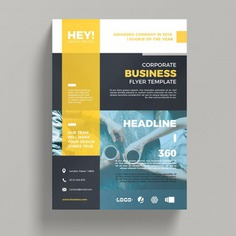 Creative corporate business flyer template Free Psd. See more inspiration related to Background, Banner, Brochure, Flyer, Poster, Business, Abstract, Cover, Book, Template, Magazine, Layout, Leaflet, Presentation, Stationery, Corporate, Creative, Company, Booklet, Report, Document, Print, Identity, Page, A4, Annual and Printable on Freepik.
