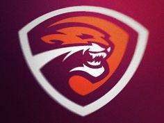 Dribbble - Cougar Logo by Fraser Davidson