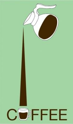 Branching Out #coffee #illustration #retro #poster