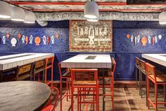Design Renovation Project by Kassa Design - InteriorZine #restaurant #decor #interior