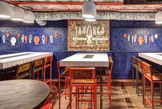 Design Renovation Project by Kassa Design - InteriorZine #restaurant #decor #interior