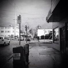 any street | Flickr #portland #p&b #street