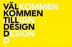 BVD — Swedish Design Award #print #design #swedish #identity #award #bvd #logo #typography
