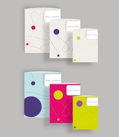 Maru Zubiría on Behance #packeging #branding #pink #colors #bags #purple #fashion #logo #wordmark #green