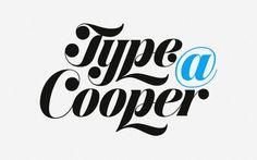 Carlos Pagan / Type@Cooper #pagan #juan #carlos #typography
