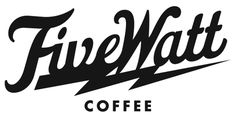 #fivewatt #minneapolis #coffee #logo