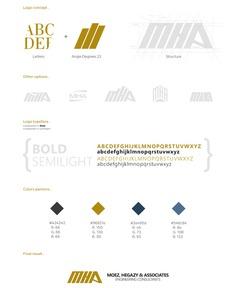 MHA Architects   Branding and Web design