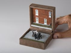 talwst16 #jewellery box #art #miniature