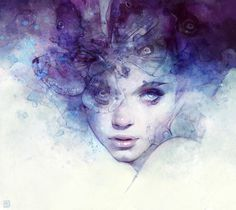 Illustrations by Anna Dittmann #arts #illustrations #inspirations