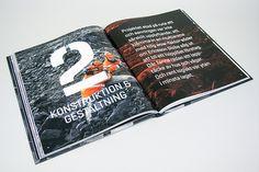Odear Tele2Arena bok4 #spread #book