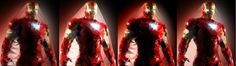 Iron Man #man #triangulation #iron