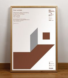 Lamosca, graphic design . Bólit 2011 #shape #design #poster #typography