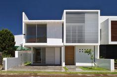 Architectural Minimalism and Geometric Layouts: Seth Navarrete House #architecture #minimalism