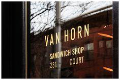 Michael Freimuth #store #window #typography