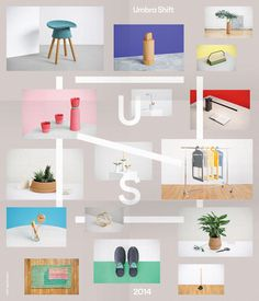 Umbra Shift by Post Projects #design #photography #logo