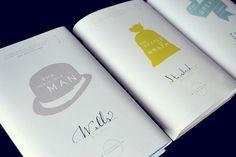 Nabil Samadani Design - Print #steinbeck #design #book #covers #cover #wells #silhouette #fitzgerald