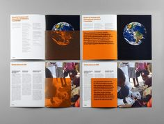 Mucho IsGlobal #print #editorial #annual #report