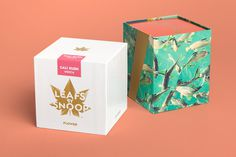 Snoop Dogg, Pentagram, Packaging, Leafs By Snoop
