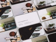 Leesa O'Reilly : Lovely Stationery . Curating the very best of stationery design #stationary #studio #brave #oreilly #leesa