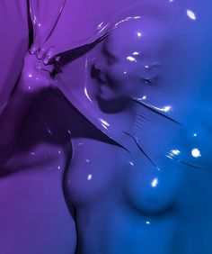 shrink-wrapped bodies by julien palast #swhrink #wrapped #bodies #art