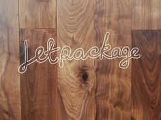 websitesarelovely: jetpackage