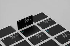 #businesscard #dark