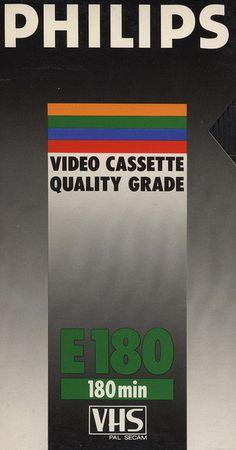 VHS Case #vhs #vintage #80s