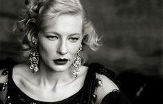 Sara Lindholm - ohlala-misscherie: #blanchett #cate