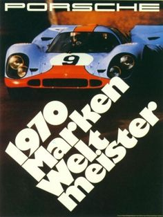 Porsche Racing Poster Collection » ISO50 Blog – The Blog of Scott Hansen (Tycho / ISO50)