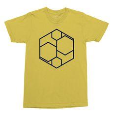 Geo Pattern Tee 2nd run 200 printed (Premium t shirt )
