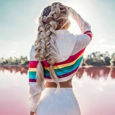 Classy braided hairstyles for a chic appearance | Just Trendy Girls