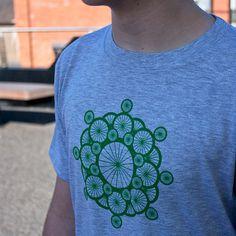 Bike T-shirt Design