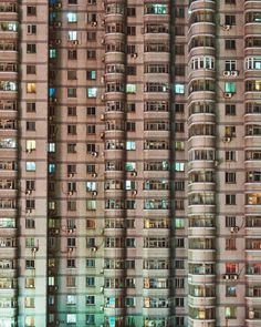 Disconnected: Dizzying Urban Landscapes by Christian Delfino
