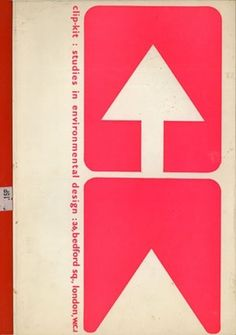 Clip/Stamp/Fold #magazines #60s #print #design #graphic #architecture #clipstampfold