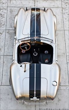 All Things Stylish | Shelby 427 Cobra(by Jeremy Cliff)