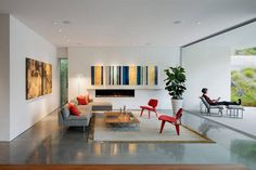 This Beverly Hills House is an Oasis that Provides a Sense of Privacy and Introspection 4