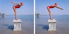 Norman Parkinson - Jerry Hall - Photos - Social Photographer's Portfolios #fashion #photography #inspiration