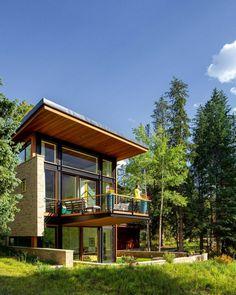 Schultz House - Impressive Architecture and Delighting Interior Design in Colorado 1