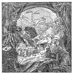 István Orosz #illustration #skull