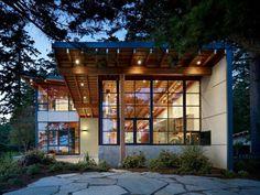 The Davis Residence by Miller Hull Partnership #exterior