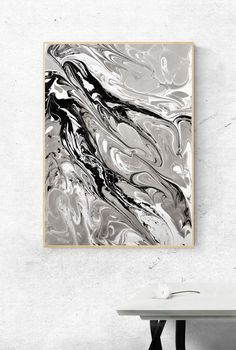 #papermarbling #marble #print #frame #marbling #poster #texture #abstract #abstractprint