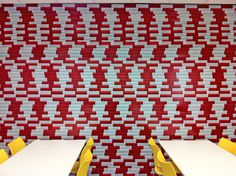Sigrid Calon-BKKC5 #tiles #pattern #geometric #repeat